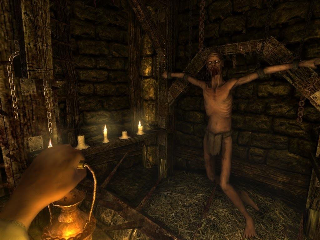 amnesia the dark descent horror video game