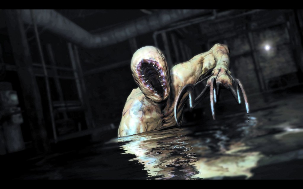 silent hill horror video game