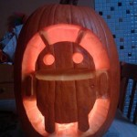 abdroid pumpkin