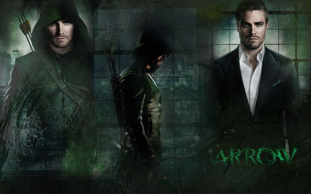 arrow saison 1 character