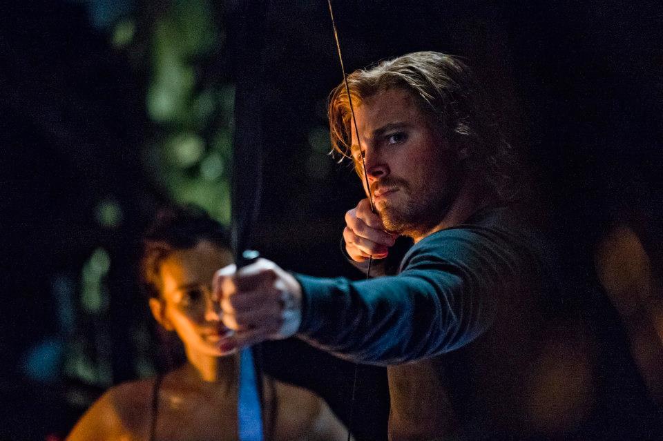 arrow saison 1 episode 19