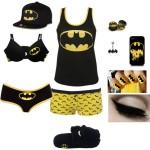 batman sous vêtements