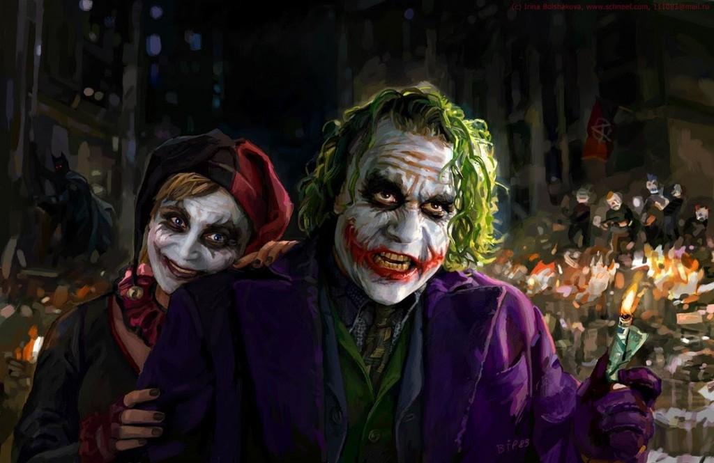 madness quinn joker
