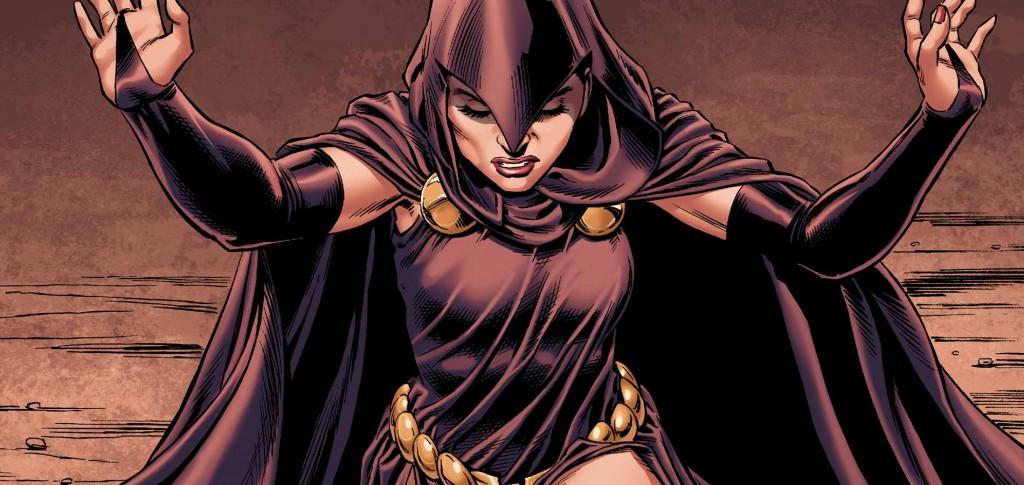 raven comics