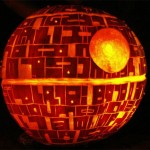 star wars pumpkin