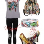 tenue marvel