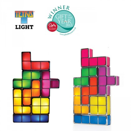 lampe design modulable tetris