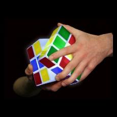 lampe-rubik-s-cube articulee