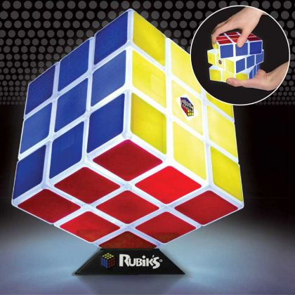 lampe rubik's cube licence-officielle